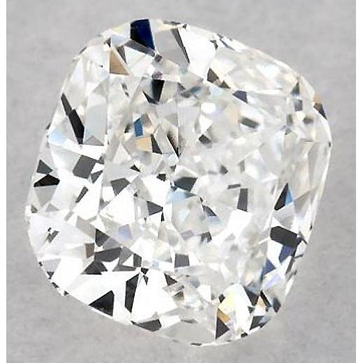 1.5 Carats Cushion Diamond Loose F Vs1 Excellent Cut Diamond