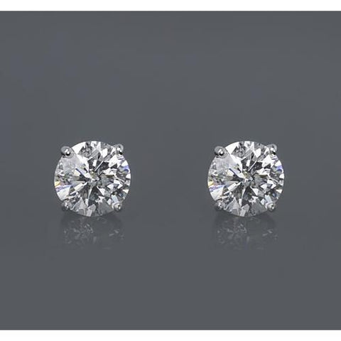 1.5 Carats Diamond Studs Stud Earrings