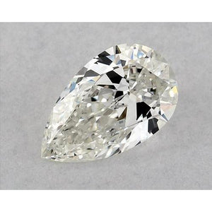 1.5 Carats Pear Diamond Loose D Vs1 Very Good Cut Diamond