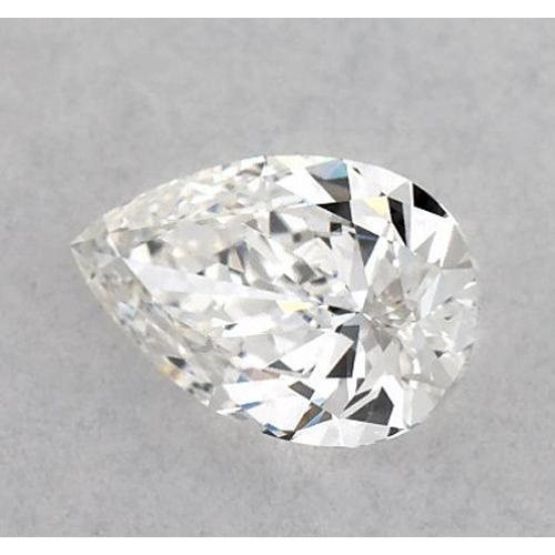 1.5 Carats Pear Diamond Loose E Vs2 Very Good Cut Diamond