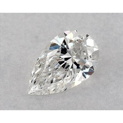 1.5 Carats Pear Diamond Loose F Vs1 Very Good Cut Diamond