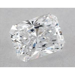 1.5 Carats Radiant Diamond Loose E Vs1 Very Good Cut Diamond