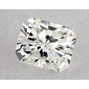 1.5 Carats Radiant Diamond Loose E Vvs1 Very Good Cut Diamond