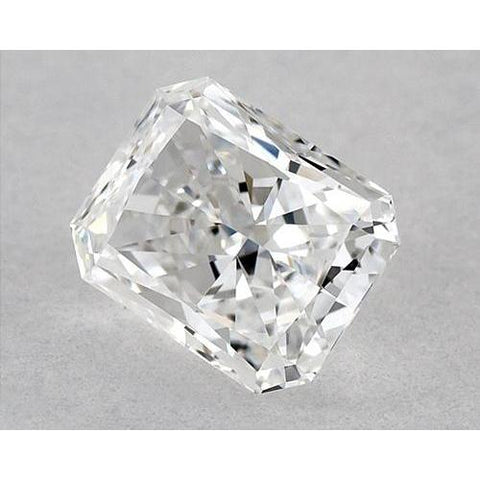 1.5 Carats Radiant Diamond Loose F Vs1 Very Good Cut Diamond