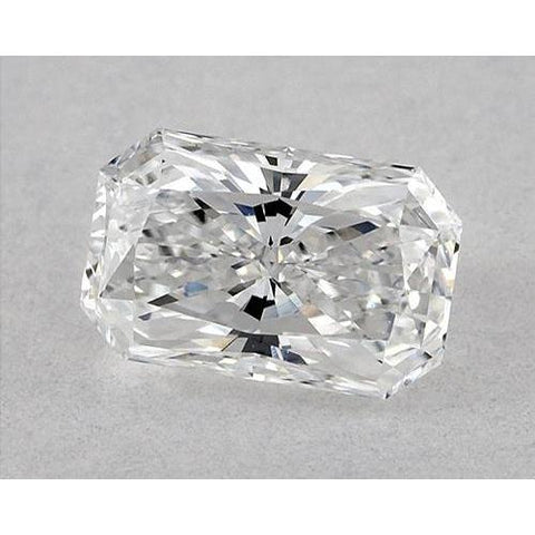 1.5 Carats Radiant Diamond Loose G Vs1 Very Good Cut Diamond