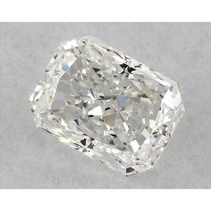 1.5 Carats Radiant Diamond Loose J Si1 Good Cut Diamond