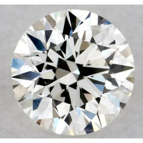 1.5 Carats Round Diamond D Vvs1 Excellent Cut Loose Diamond