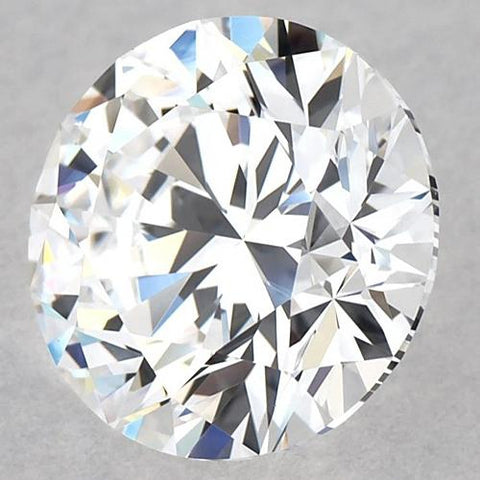 1.5 Carats Round Diamond F Si1 Very Good Cut Loose Diamond