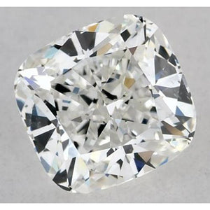 1.75 Carats Cushion Diamond Loose G Si1 Very Good Cut Diamond