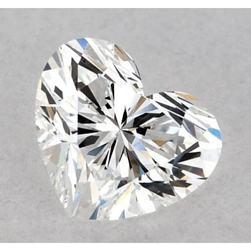 1.75 Carats Heart Diamond Loose D Vs1 Very Good Cut Diamond