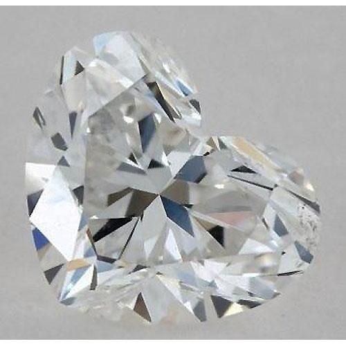 1.75 Carats Heart Diamond Loose G Vvs1 Very Good Cut Diamond