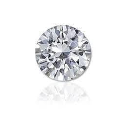 1.75 Carats Natural Round Cut Loose Diamond G Si1 Diamond