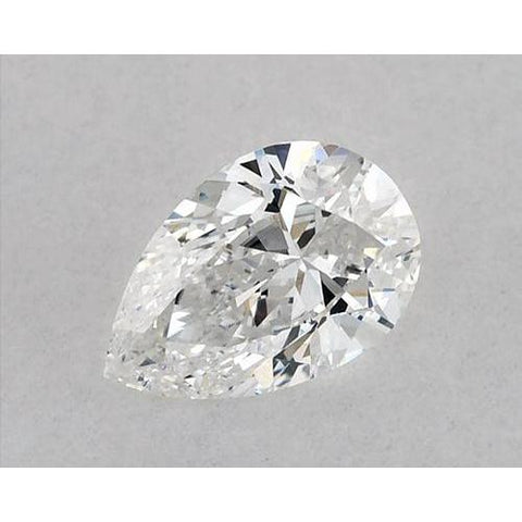 1.75 Carats Pear Diamond Loose E Vs1 Very Good Cut Diamond