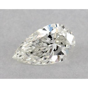 1.75 Carats Pear Diamond Loose F Vvs1 Very Good Cut Diamond