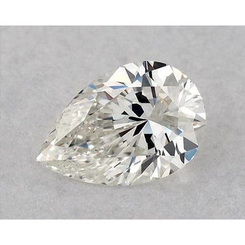 1.75 Carats Pear Diamond Loose G Vs1 Very Good Cut Diamond