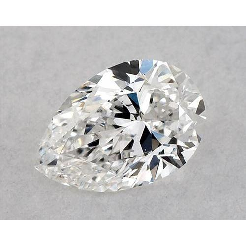 1.75 Carats Pear Diamond Loose G Vvs1 Very Good Cut Diamond