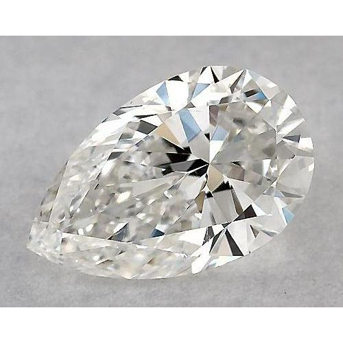 1.75 Carats Pear Diamond Loose I Vs1 Very Good Cut Diamond