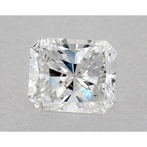 1.75 Carats Radiant Diamond Loose D Vvs1 Very Good Cut Diamond