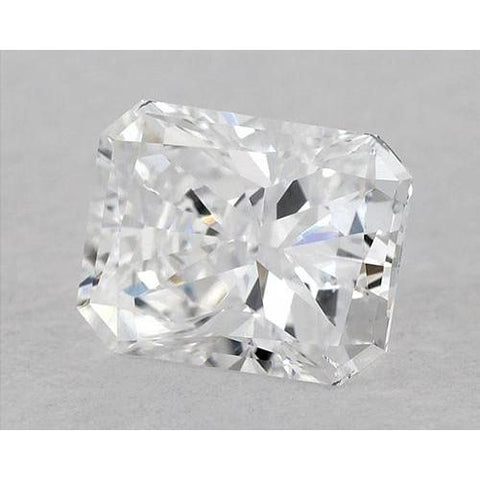 1.75 Carats Radiant Diamond Loose G Vvs1 Very Good Cut Diamond
