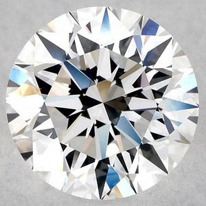1.75 Carats Round Diamond F Si1 Very Good Cut Loose Diamond