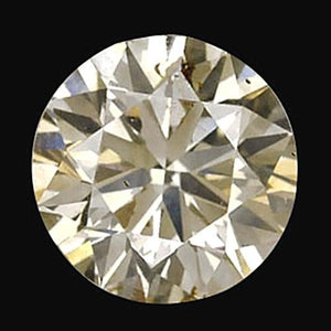 1.75 Carats Round Loose Diamond I Si2 New Round Cut Loose Diamond Diamond