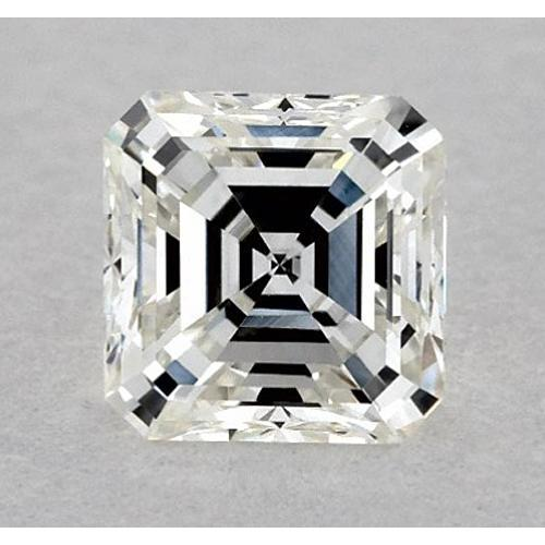 2 Carats Asscher Diamond Loose J Vs2 Good Cut Diamond