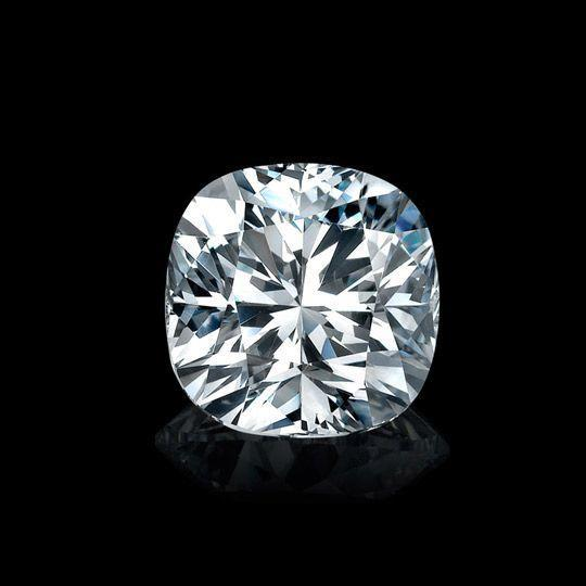 2 Carats Cushion Cut G Si Natural Loose Diamond Diamond