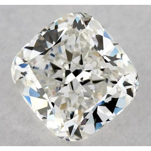 2 Carats Cushion Diamond Loose E Vvs2 Excellent Cut Diamond
