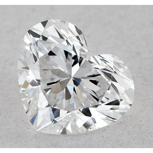 2 Carats Heart Diamond Loose D Vs1 Very Good Cut Diamond