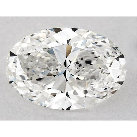 2 Carats Oval Diamond Loose J Vs1 Very Good Cut Diamond