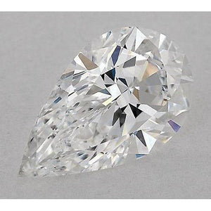 2 Carats Pear Diamond Loose D Vs1 Very Good Cut Diamond