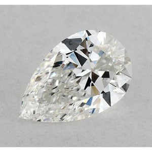 2 Carats Pear Diamond Loose E Vs1 Very Good Cut Diamond