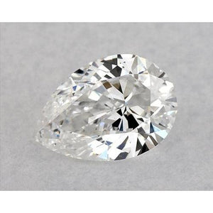 2 Carats Pear Diamond Loose E Vvs1 Very Good Cut Diamond