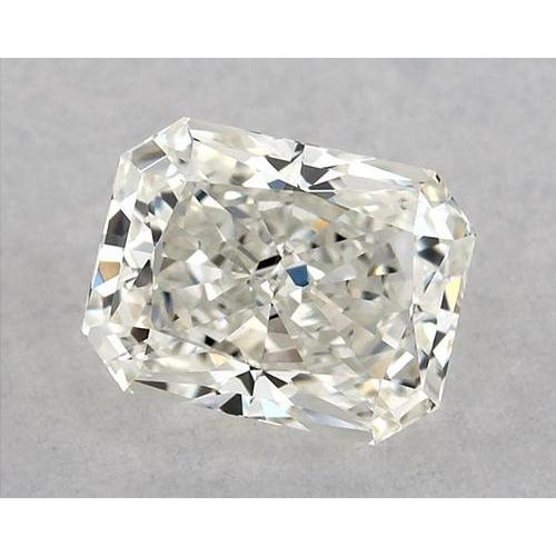 2 Carats Radiant Diamond Loose K Si1 Good Cut Diamond