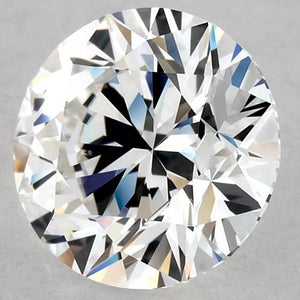 2 Carats Round Diamond D Vs1 Excellent Cut Loose Diamond