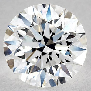 2 Carats Round Diamond G Si1 Very Good Cut Loose Diamond