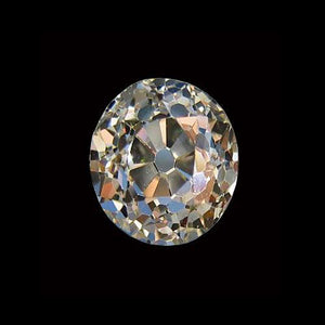 2.01 Carat H/I Vs1 Old Miner Old Mine Cut Loose Diamond Diamond