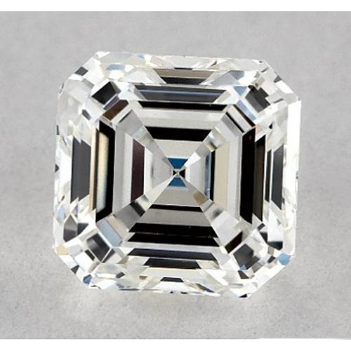 2.25 Carats Asscher Diamond Loose G Vs2 Good Cut Diamond