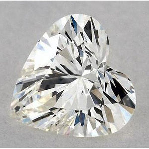 2.25 Carats Heart Diamond Loose D Vs2 Very Good Cut Diamond