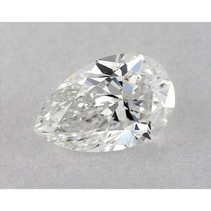 2.25 Carats Pear Diamond Loose D Vs1 Very Good Cut Diamond