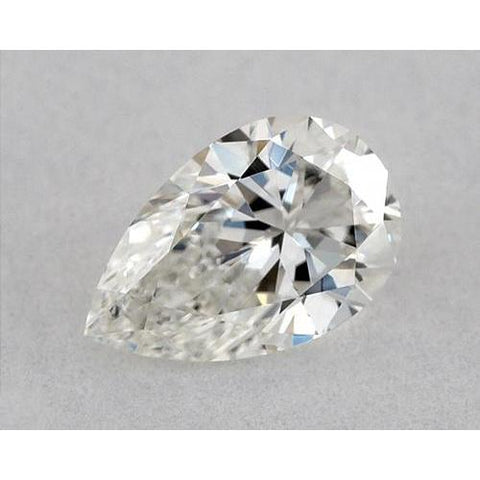 2.25 Carats Pear Diamond Loose E Vs1 Very Good Cut Diamond