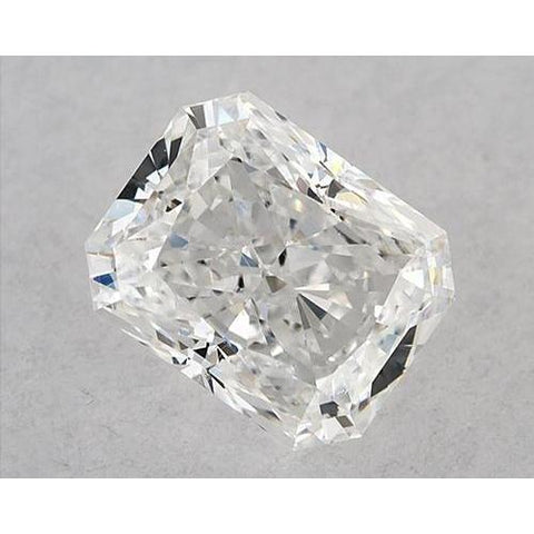 2.25 Carats Radiant Diamond Loose D Vs1 Very Good Cut Diamond