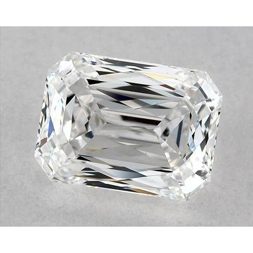 2.25 Carats Radiant Diamond Loose G Vvs1 Very Good Cut Diamond