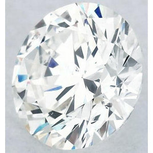 2.25 Carats Round Diamond E Vvs2 Excellent Cut Loose Diamond