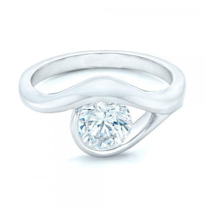 2.5 Carat Gorgeous Round Cut Diamond Engagement Ring Solitaire Ring