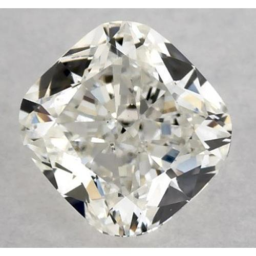 2.5 Carats Cushion Diamond Loose J Vs1 Excellent Cut Diamond