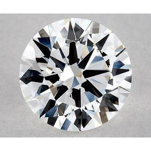 2.5 Carats Diamond Round D Vs2 Excellent Cut Loose Diamond