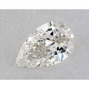 2.5 Carats Pear Diamond Loose E Vs1 Very Good Cut Diamond