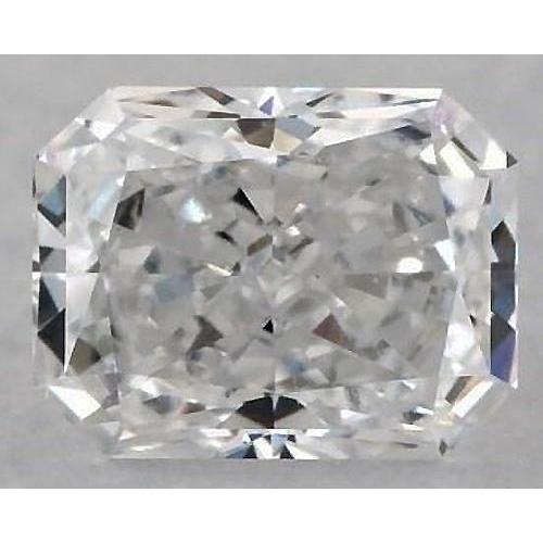 2.5 Carats Radiant Diamond Loose H Vvs1 Very Good Cut Diamond