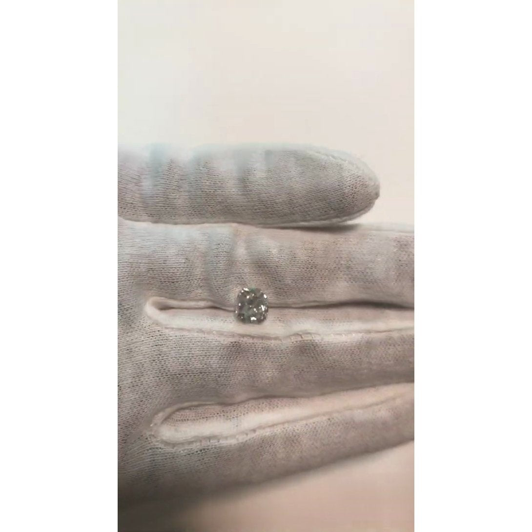 2.5 Ct.Loose Cushion Cut Diamond Sparkling Loose Stone Diamond